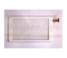 Tactil para Tablet de 7´´ Referencia Flex F-WGJ70552-V2 Blanco - Imagen 1