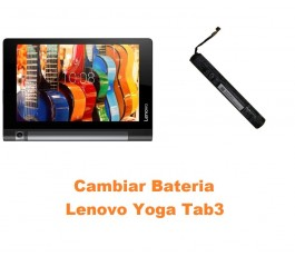 Cambiar Batería Lenovo Yoga...