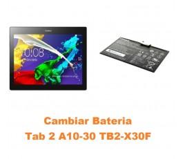 Cambiar Batería Lenovo Tab2...