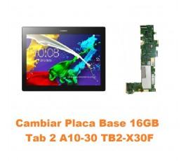 Cambiar Placa Base (16GB)...