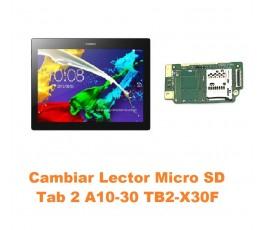 Cambiar Lector Micro SD...