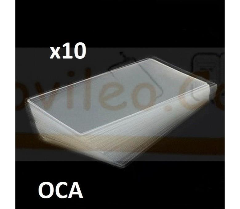 Adhesivo Oca para iPhone 4g 4s 10unidades - Imagen 1
