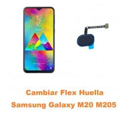 Cambiar Flex Huella Samsung...