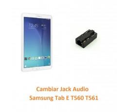 Cambiar Jack Audio Tablet...