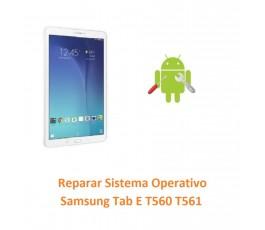 Sistema Operativo Tablet...