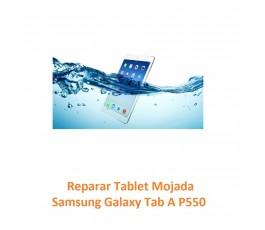Reparar Tablet Mojada...