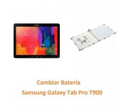 Cambiar Batería Samsung Tab...
