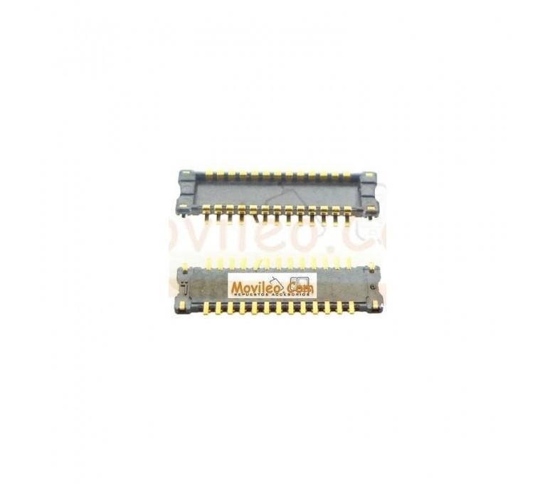 Conector del flex de la Pantalla Display para Iphone 4S - Imagen 1