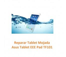 Reparar Tablet Mojado Asus...