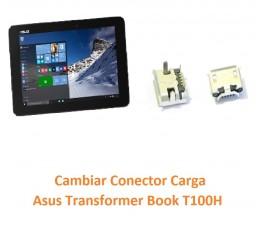 Cambiar Conector Carga Asus...