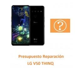 Presupuesto Reparación  LG...