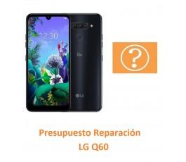 Presupuesto Reparación LG Q60
