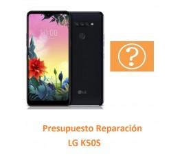 Presupuesto Reparación LG K50S