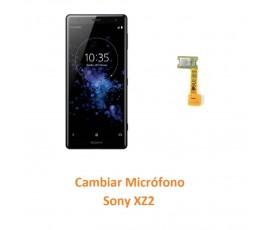 Cambiar Micrófono Sony...