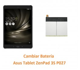 Cambiar Batería Asus Tablet...