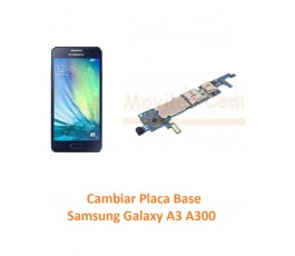 Cambiar Placa Base Samsung...