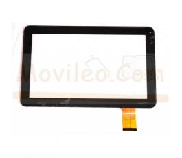 Pantalla Tactil para Tablet de 10.1´´ Referencia Flex: DH-1019A1-PG-FPC0075 Negro