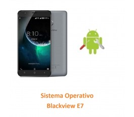 Sistema Operativo Blackview E7