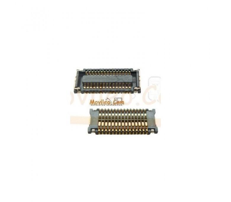 Conector flex de pantalla táctil Digitalizador para iphone 4S - Imagen 1