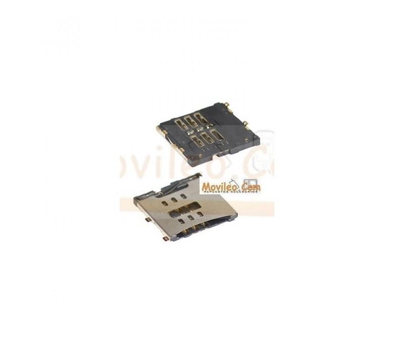 Conector celda para tarjeta Micro SIM de Iphone 4s - Imagen 1