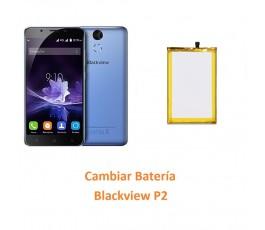 Cambiar Batería Blackview P2