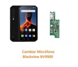 Cambiar Micrófono Blackview...