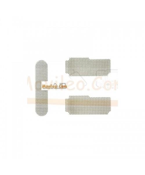 Rejillas guarda polvo de buzzers y altavoz para Iphone 4s - Imagen 1