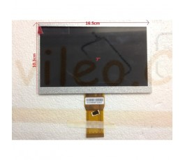 Pantalla Lcd Display para Tablet de 7´´ Referencia  Flex: 7300101466 - Imagen 1