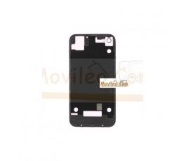Carcasa trasera tapa de batería roja con mariposa para iPhone 4S - Imagen 2