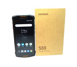 Doogee S55 64Gb Usado Negro
