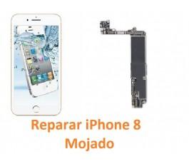 Reparar IPhone 8 MOJADO