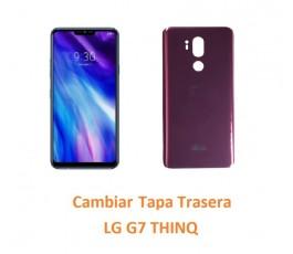 Cambiar Tapa Trasera LG G7...