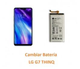 Cambiar Batería LG G7 ThinQ