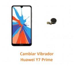 Cambiar Vibrador Huawei Y7...