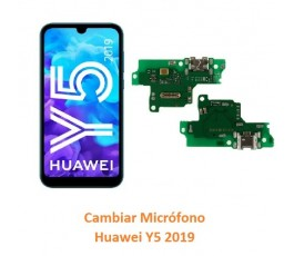 Cambiar Micrófono Huawei Y5...