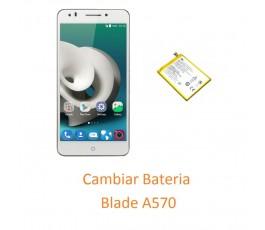 Cambiar Batería ZTE A570 Blade