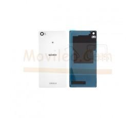 Carcasa Tapa Trasera Blanca para Sony Xperia Z3 L55T D6603 D6643 D6653 - Imagen 1