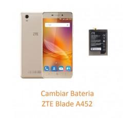 Cambiar Bateria ZTE Blade A452