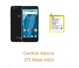 Cambiar Bateria ZTE Blade A506