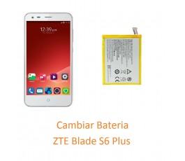 Cambiar Bateria ZTE Blade...