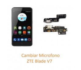 Cambiar Microfono ZTE Blade V7