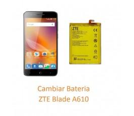 Cambiar Bateria ZTE Blade A610