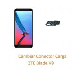 Cambiar Conector Carga ZTE...