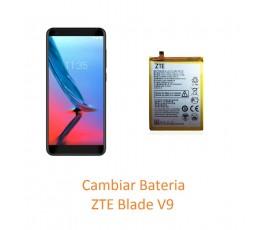 Cambiar Bateria ZTE Blade V9