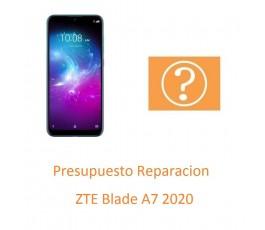 Presupuesto Reparacion ZTE...