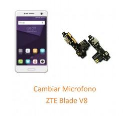 Cambiar Microfono ZTE Blade V8