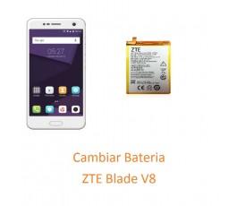 Cambiar Bateria ZTE Blade V8