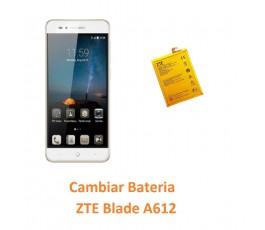 Cambiar Bateria ZTE Blade A612