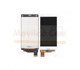 Pantalla Completa Blanca para Sony Xperia Z3 Compact D5803 D5833 - Imagen 1