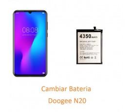 Cambiar Bateria Doogee N20